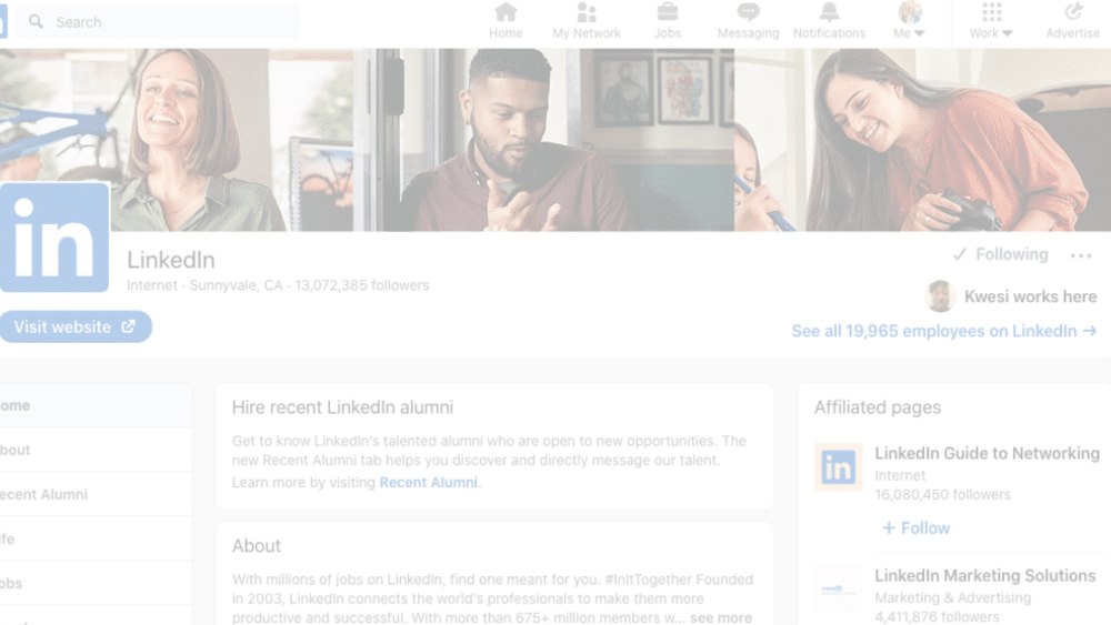 LinkedIn Marketing Plan